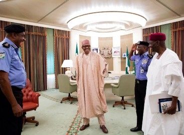 Buhari appoints Idris as new acting IGP