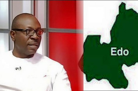 Former SSG, Ize- Iyamu, emerges PDP candidate for Edo