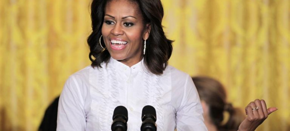 When they go low, we go high – Michelle Obama