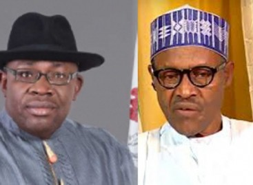 Dickson meets Buhari, cautions against use of force on militants