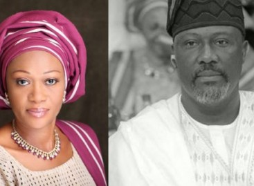 Dino Melaye: My life is not safe, Oluremi Tinubu writes IGP