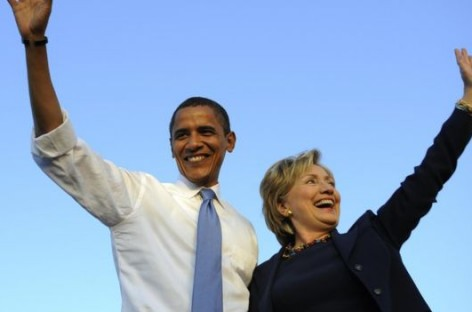 Obama rallies supporters for Clinton