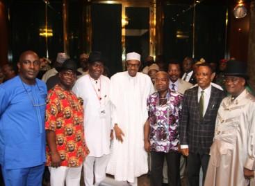 Ogoni clean-up will take 20 years – Buhari