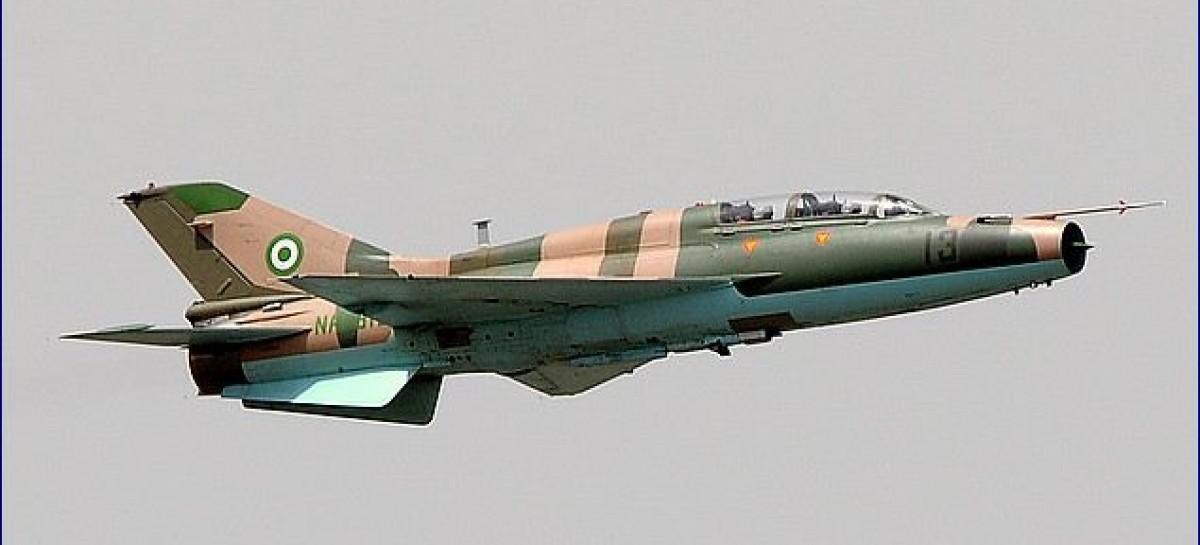 Again, Nigerian Air Force 'kills' 300 Boko Haram fighters