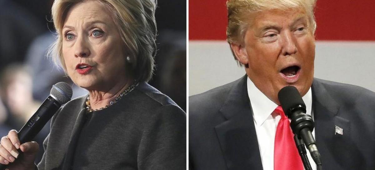 Battleground Polls: Clinton Tops Trump Post-convention