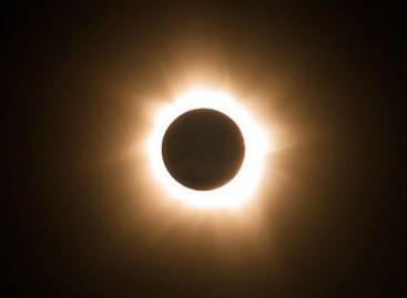 Solar eclipse occurs in Nigeria Thursday