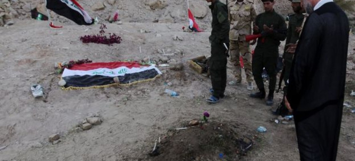 Iraq hangs 36 IS fighters for Camp Speicher massacre