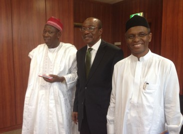 Dipeolu, El-Rufai, Emefiele and the Monetary Policy Rate question