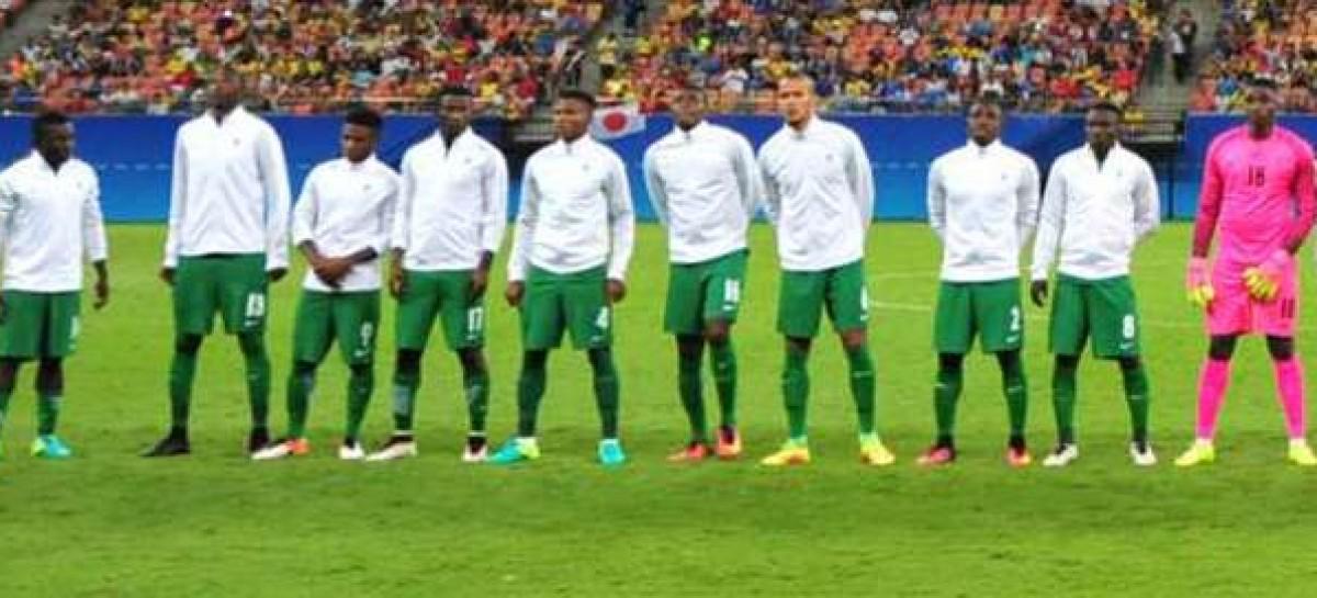 Buhari hails Dream Team's victory over Denmark