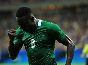 Etebo glad to equal 44-year Olympic record