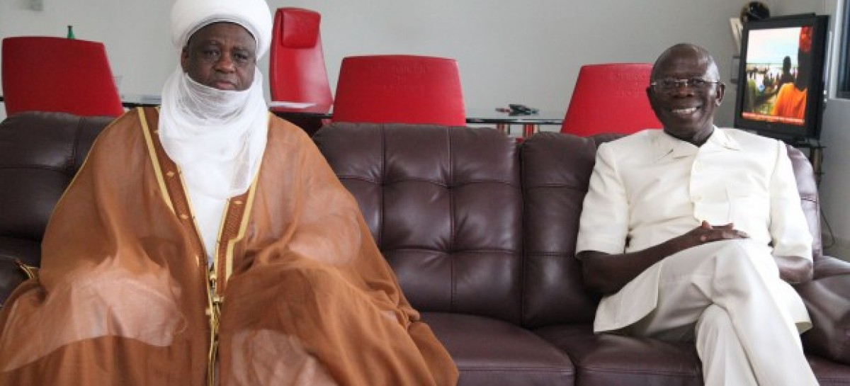 Stop blame game, face reality, Sultan tells Nigerian leaders
