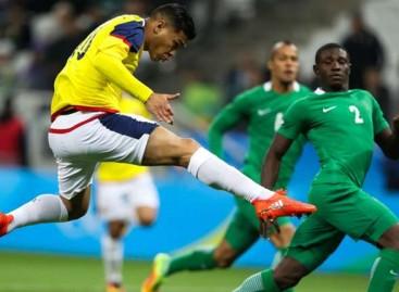 Colombia U23 2-0 Nigeria U23: Gutierrez, Pabon Score To Secure Passage