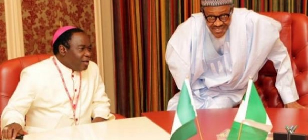 Stop blame game, fix current problems, Kukah tells Buhari
