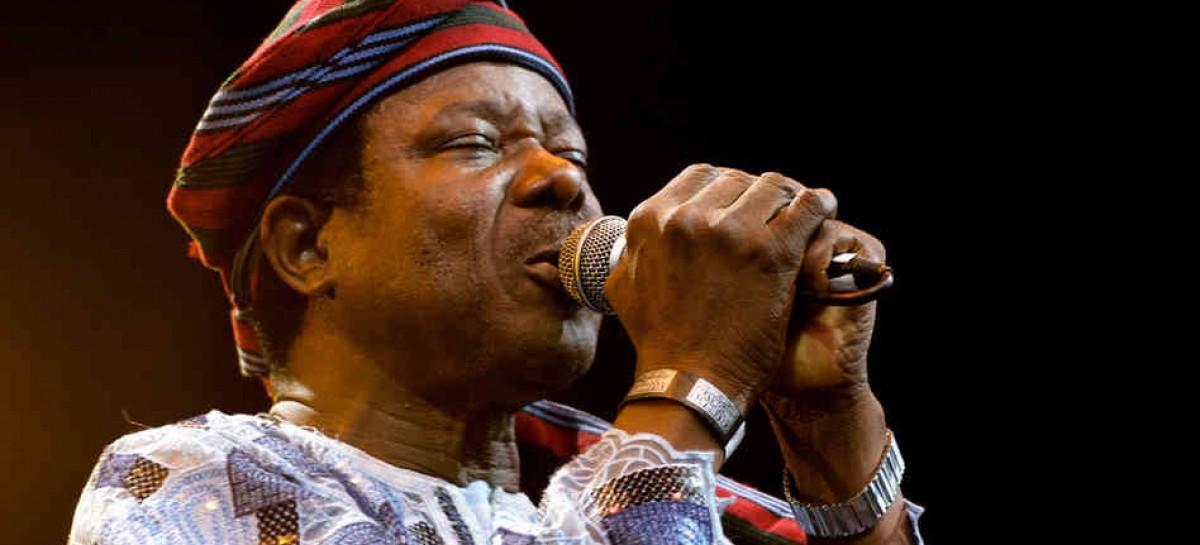 Buhari congratulates King Sunny Ade on 70th birthday
