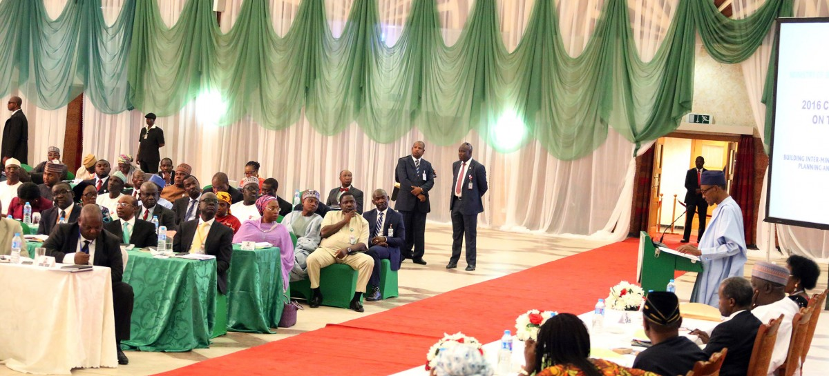 We're committed to getting Nigeria out of recession – Buhari