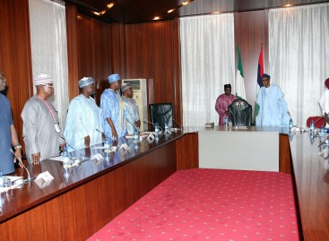Buhari backs agitation for local government autonomy