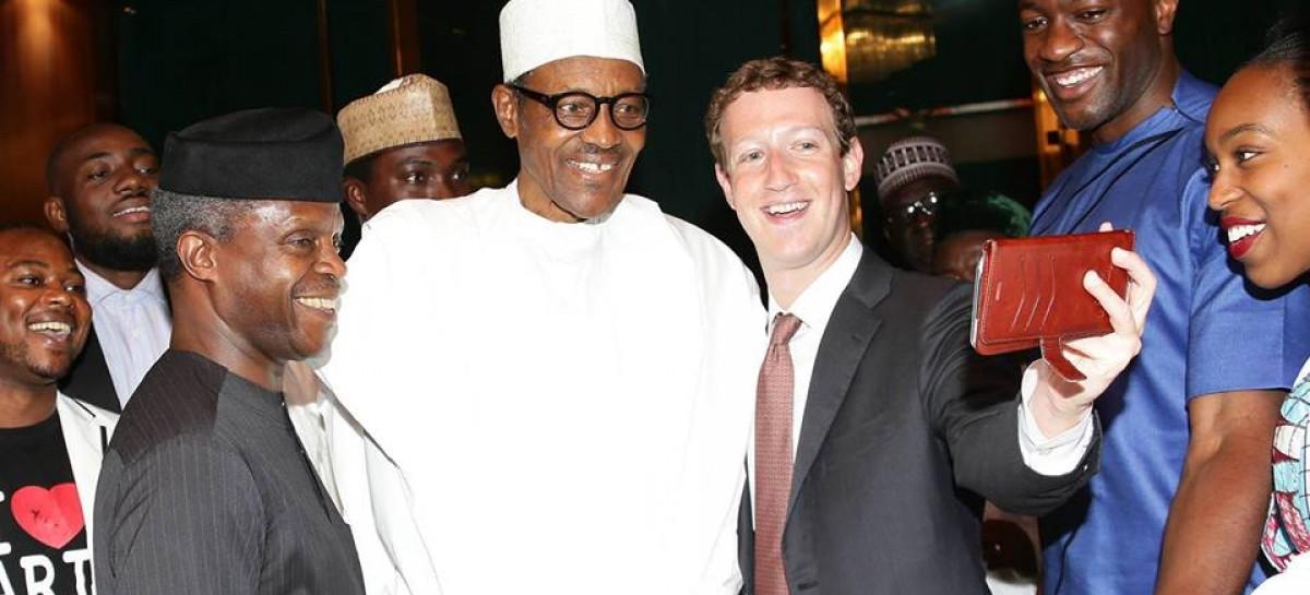 Buhari commends Zuckerberg for inspiring Nigeria youths on entrepreneurship