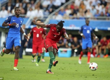 I am the son of a murder convict, says Portugal hero Eder