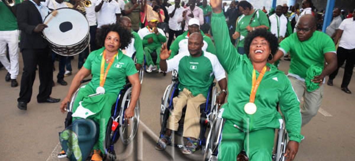 Buhari congratulates Paralympic team