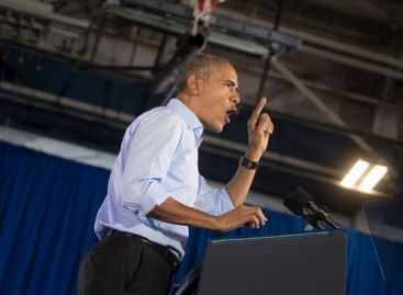 Too late to cry, Obama tells Republicans abandoning Trump
