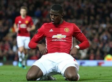 Pogba shines as Man United thrash Fernabache