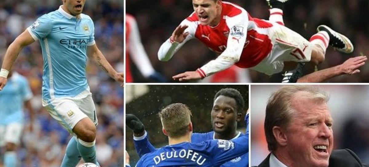 English Premier League fixtures 22/10/2016