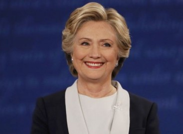 I'm ready to come out of the woods -Hillary  Clinton