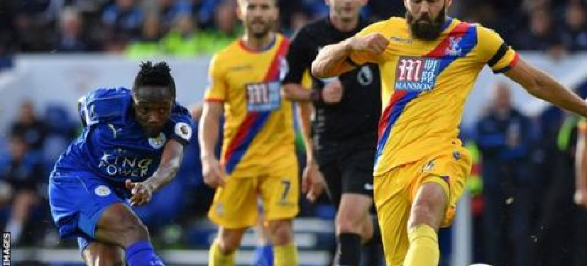 Ahmed Musa scores in Leicester win