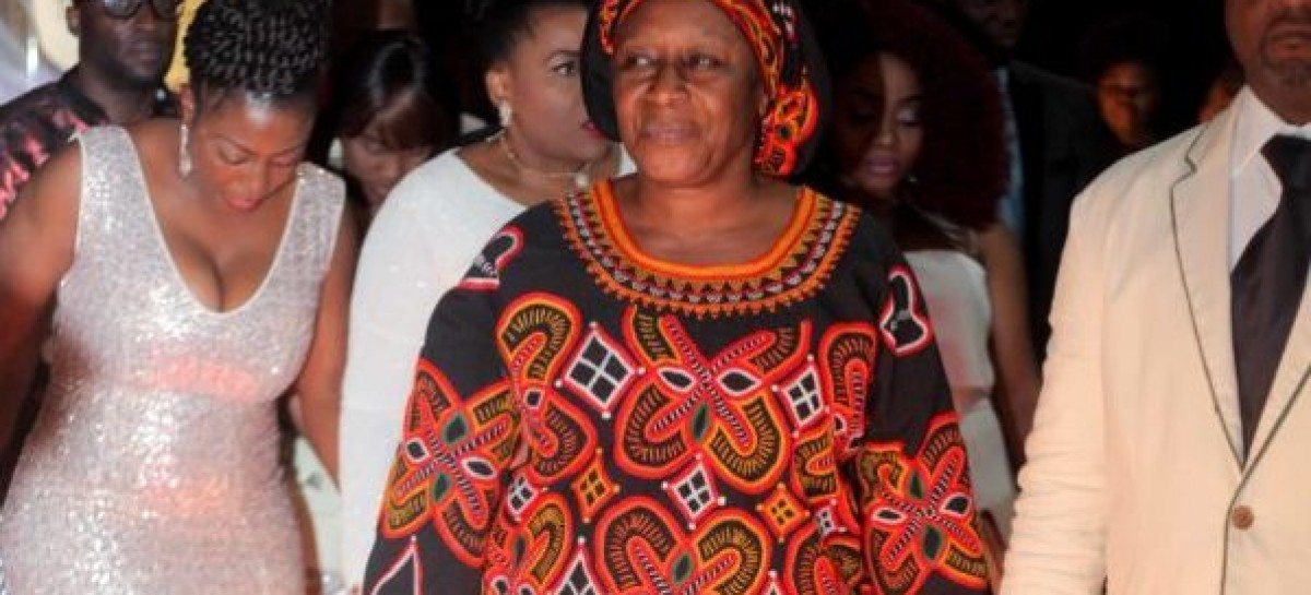Patience Ozokwor, son star in new movie