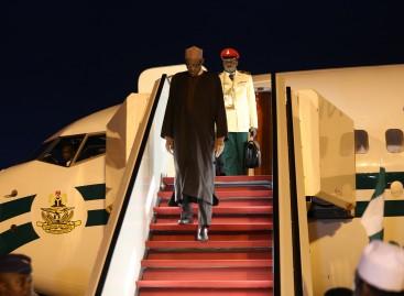 Buhari orders sale of #7bn Presidential jets