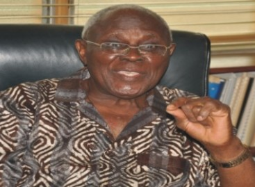 Buhari congratulates Prof. Akin Mabogunje at 85