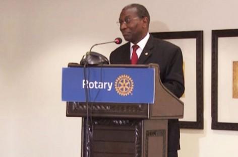 Business leader, Samuel Owori, will become first Ugandan to head Rotary International – 2018-19