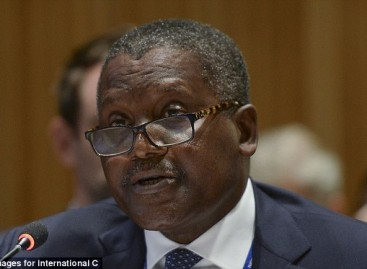 Dangote Group to invest $4.6bn in agric