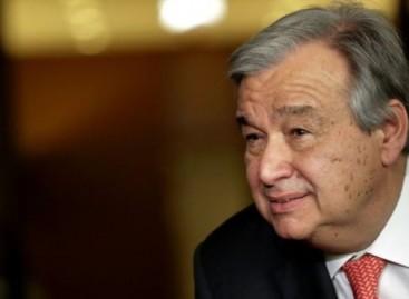 Buhari congratulates UN Secretary-general designate