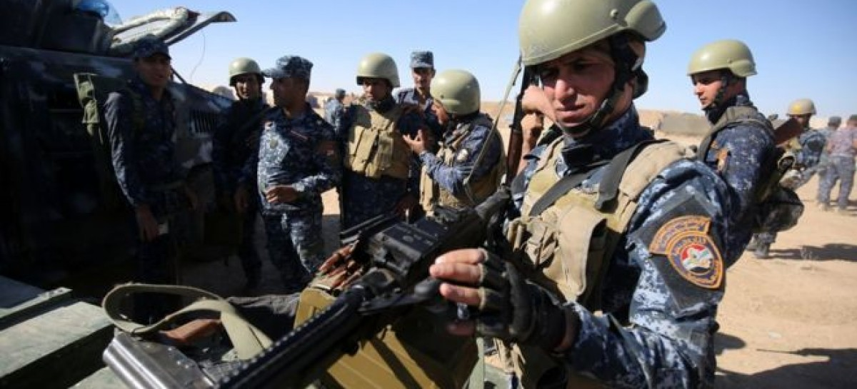 Battle to liberate Mosul from ISIS begins
