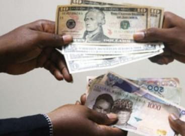 Naira plummets to N510 to $1