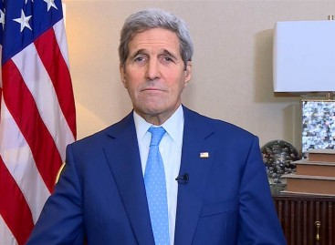 John Kerry warns Israel over peace deal with Palestinians