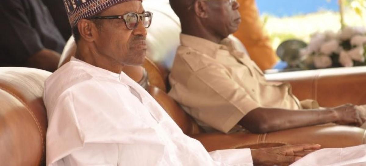 Oshiomole deserves bigger assignment in Abuja – Buhari
