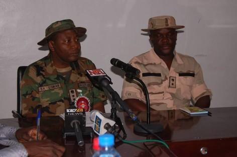 Nigerian Army kills 40 terrorists, free 85 captives in Borno