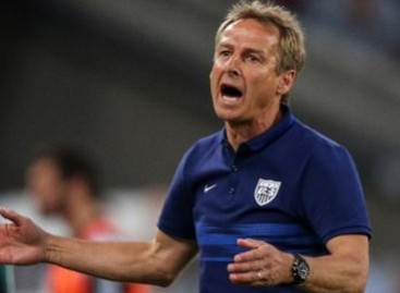 U.S. sacks Jurgen Klinsmann
