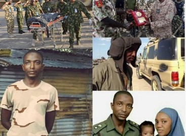 Buhari mourns Col. Ali, other soldiers killed by terrorists