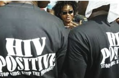 HIV/AIDS victims invade conference venue