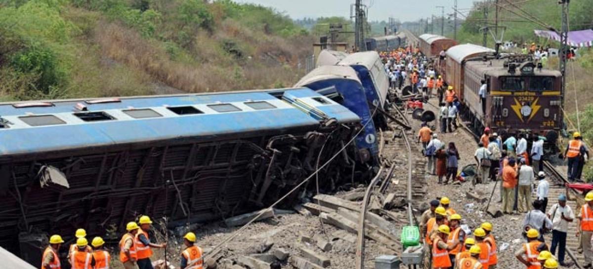 Buhari condoles India over train disaster