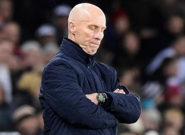 Swansea sack manager Bob Bradley