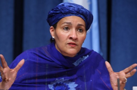 Nigeria's Environment Minister to be confirmed UN Deputy Secretary General