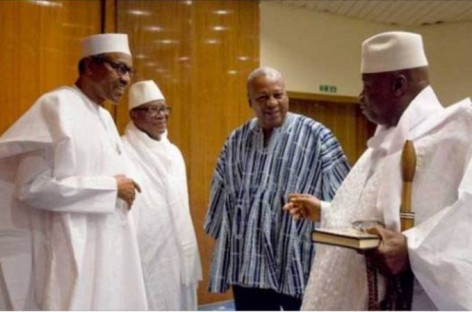 Gambia: Buhari hosts West African leaders Monday
