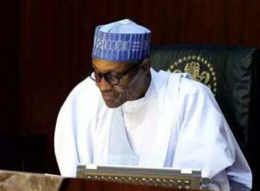 You will see change in 2017, Buhari assures Nigerians