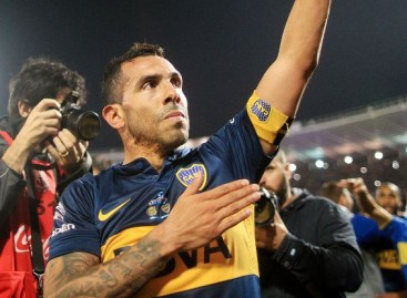 Tevez now world's highest paid player