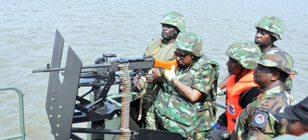 Navy arrests 47 stowaways inside Lagos ship