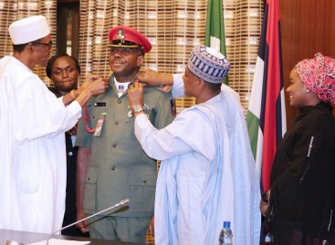 We had no time for academics in military days, only wars and coups – Buhari